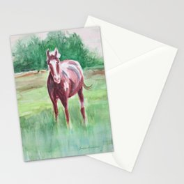Marsh Meadow Stationery Cards