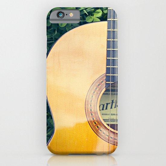 Artista Guitar iPhone & iPod Case
