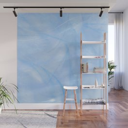Frozen Marble Background Wall Mural