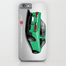 Rocket Bunny S13 240sx iPhone Case