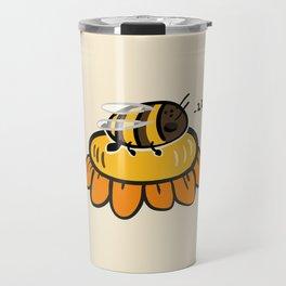 Sleeping bee Travel Mug
