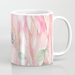Flamingos in Love Coffee Mug
