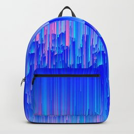 Glitchier Rain Backpack