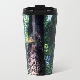 Tree Trunk Travel Mug