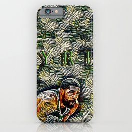 basketball star iPhone Case