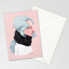 Winter. Stationery Cards