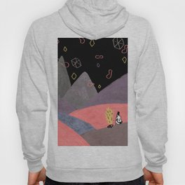 Mountain Girl Hoody
