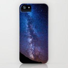 Milky Way - Switzerland iPhone Case