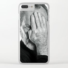 terry gilliam Clear iPhone Case