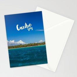 Caribe Soy Stationery Cards