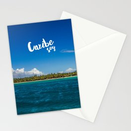 Caribe Soy Stationery Cards