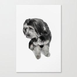 DOG II Canvas Print