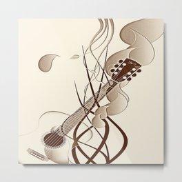 Musical Dream Metal Print