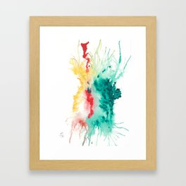 #75 Framed Art Print