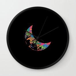32 E=Colormoon Wall Clock