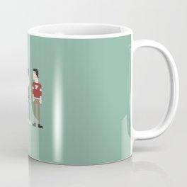 Ferris Bueller 8-Bit Coffee Mug
