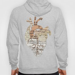Sound Of My Heart Hoody