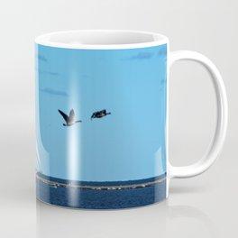 Sails & Geese Coffee Mug