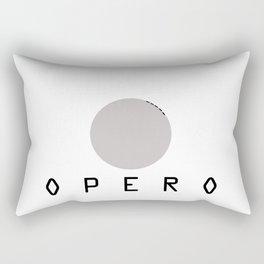 melaopero Rectangular Pillow
