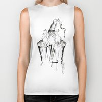 army Biker Tanks featuring Dumbledore's Army by Jena Sinclair