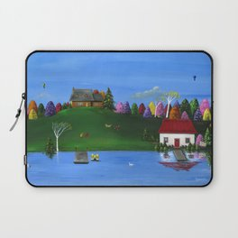 Hilly Hues Laptop Sleeve