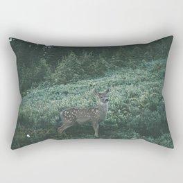 Deer II Rectangular Pillow