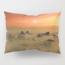 Moon Rocks Pillow Sham