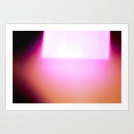 moving light Art Print