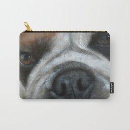 Make My Day English Bulldog Original Carry-All Pouch