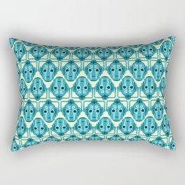 Doctor Who: Cybermen Pattern Rectangular Pillow