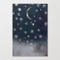 Star Gazer  Canvas Print