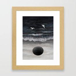 Ein Traum Framed Art Print