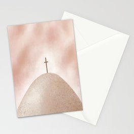 God's Rescue Plan | Earthy Stationery Cards