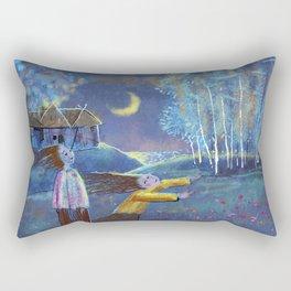 PURE HILL Rectangular Pillow