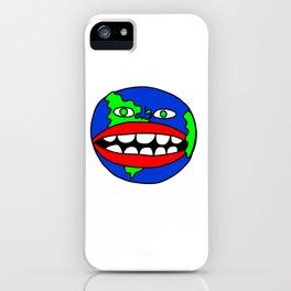 Goons World iPhone Case