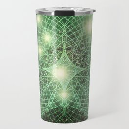 Geometry Dreaming Travel Mug