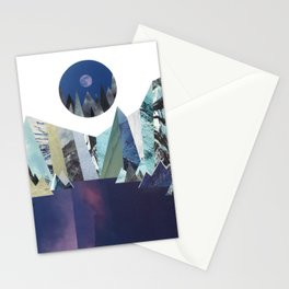 Lunar Lake Stationery Cards