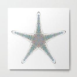 Fishtales: Starfish 3 Metal Print