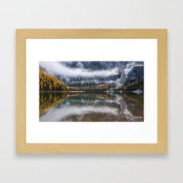 Dolomites 12 - Italy Framed Art Print
