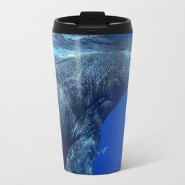 Underwater Humpbacks 12 Travel Mug