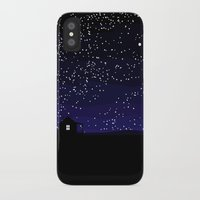 cabin pressure iPhone & iPod Cases featuring Cabin by Jesse Tarlton
