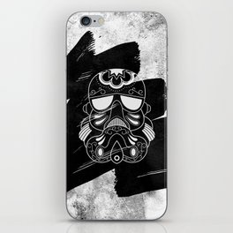 Storm Trooper #2 iPhone Skin