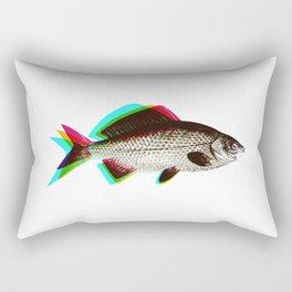 fish + fish + fish Rectangular Pillow