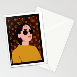 The Lady - P1 Stationery Cards