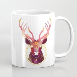 The Sun and the Stag Coffee Mug