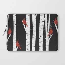 Northern Cardinal Birds Laptop Sleeve