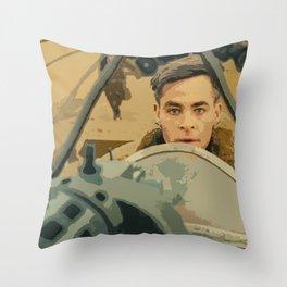 Steve Trevor 3 Throw Pillow