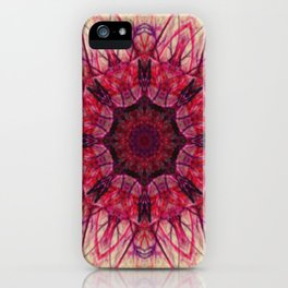 Intention iPhone Case