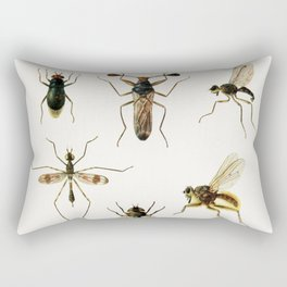 Insects Rectangular Pillow