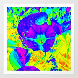 Floral 103 Art Print